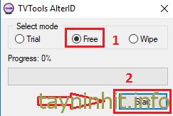 Cách Reset ID TeamViewer 14 không hết hạn dùng